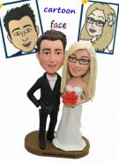 Custom Custom Cake Toppers From Cartoon Photos
