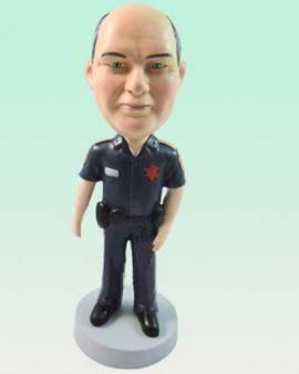 Police Custom Birthday Cake Toppers