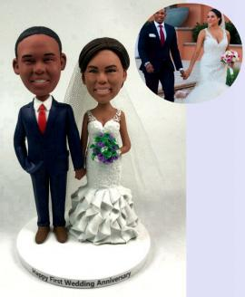 Custom wedding cake toppers fast and best