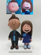 Custom Custom Cake Topper from Cartoon Pictures