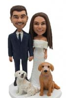 Custom Custom Wedding Cake Toppers Cute