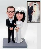 Custom Custom anniversary cake topper gift for parents
