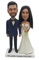 Custom Custom wedding cake toppers made to order