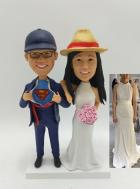 Custom Custom Wedding Cake Topper Asian