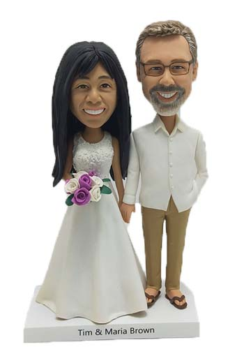 Custom Make your own wedding cake topper