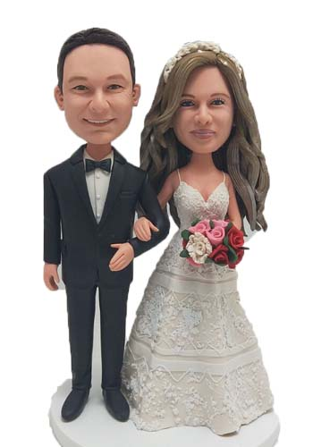 Custom Original Wedding Cake Toppers
