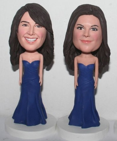 Custom Bridesmaid Custom Doll 27