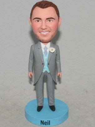 Custom Groomsman Custom Doll 28
