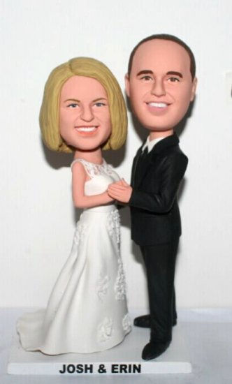 Custom Customized wedding Cake Toppers