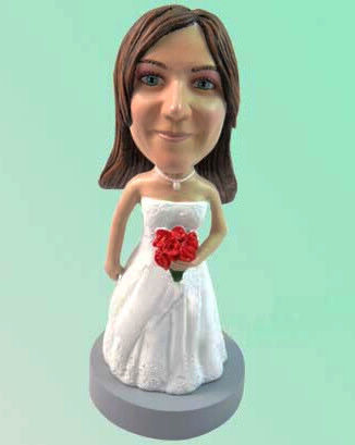 Custom Bridesmaid Custom Doll