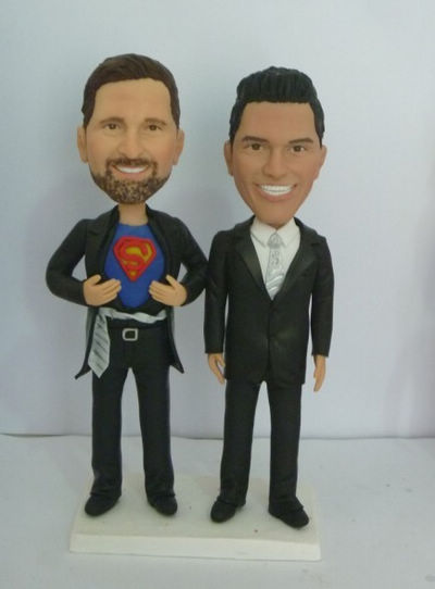 Custom Gay cake toppers custom Samesex cake toppers