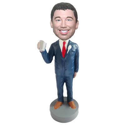 Custom Gift for groomsmen-custom figurines